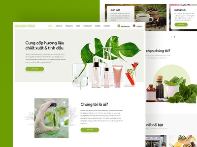 Chemical Landing page tube landing page chemical