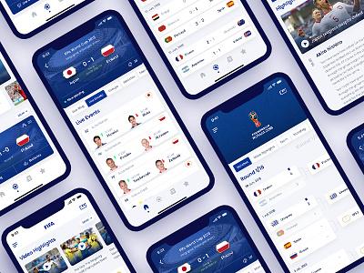 Fifa World Cup 2018 App fifa world cup uisml football app soccer app