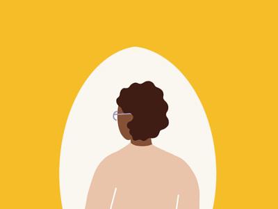 Thinking women design illustration chattanooga