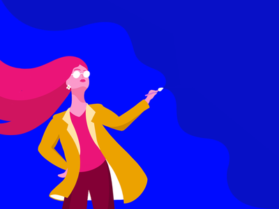New style painting creative women empowerment covid19 illustration chattanooga women