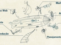 Zeppelin 1 - assembly instructions