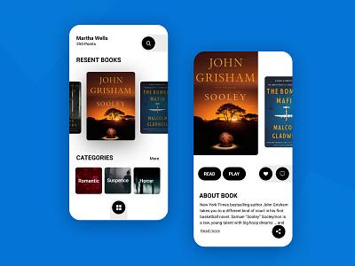 eBook App Design ebook app design