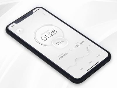 Light Version of Battery Saver App