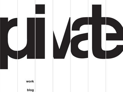 Home page design - Private School Collective