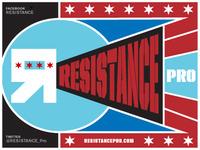 Resistance Pro Postcard