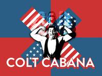 Colt Cabana – Resistance Pro