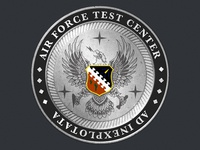 Air Force Test Center Challenge Coin