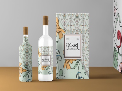 Yüksel Rakı Label & Packaging adobephotoshop graphic design graphicdesign packaging mockup boxes box pacakgingboxes labels label packaging labeldesign label packaging design packaging package design packagedesign package design adobe illustrator adobe