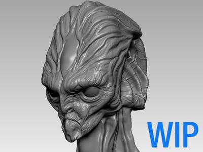 Alien! WIP
