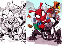 Old School Spider-Ham