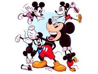 Mickey vs...