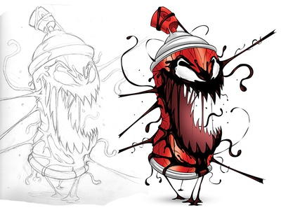 Carnage (Spray Can Edition)
