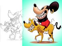 Mickey Rides