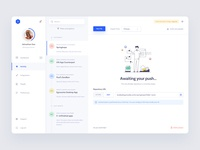 Buddy.works — Activity View cicd dashboard buddy ui ux minimal clean app github bitbucket slack deployment design automation