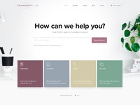 Community by uxpin fullscreen