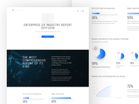 Enterprise UX Industry Report 2017-2018