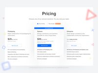 UXPin Pricing Page