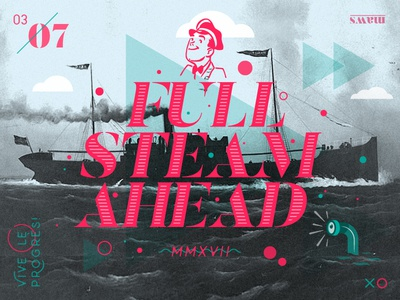 Full Steam Ahead 2