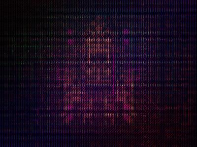 abstract data viz