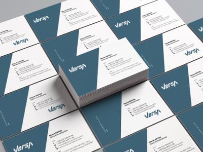 Versa Business Card card business