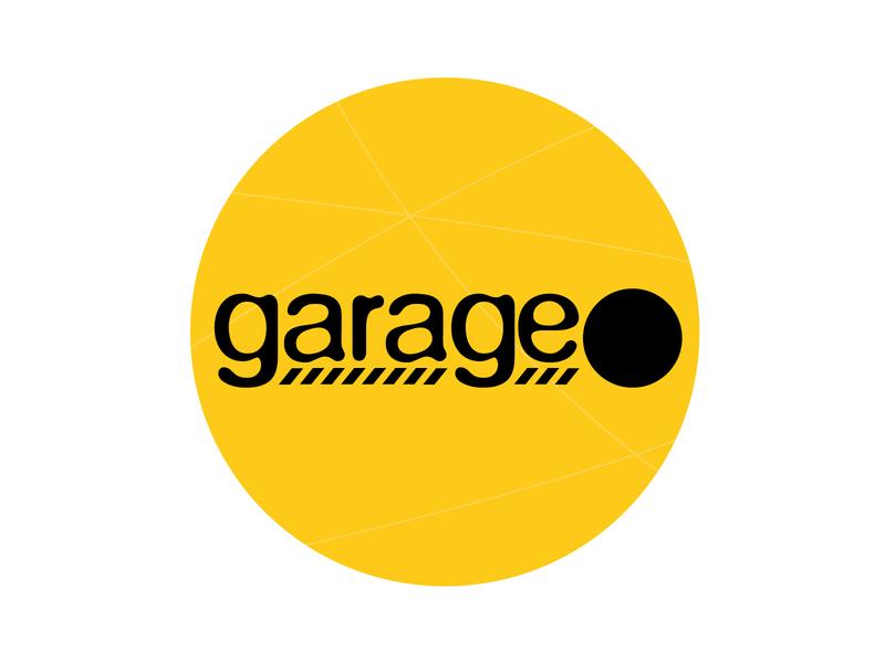 Garage Logo vector typography logo illustration