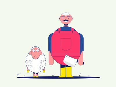 Eid if Mubarak web vector illustration design