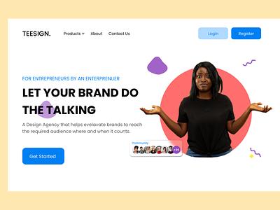 Web Page Design design webdes uiux ui web