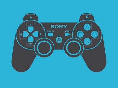 ps3 controller ps3 controller playstation ps vector icon noyo