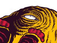 Third Eye Vol.III (Detail)