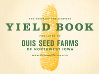 Yield book cover