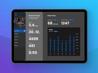 Daily UI :: 018 - Analytics Chart