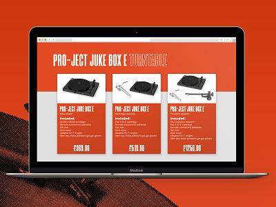 Daily UI :: 030 - Pricing photoshop turntable pricing dailyui 030 dailyuichallenge dailyui