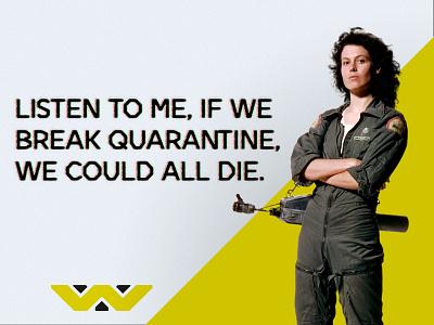 Listen to Ripley quarantine covid19 ripley lv426 alienday