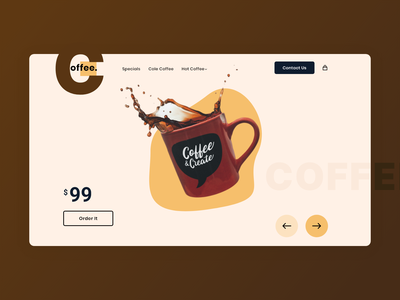 Product landing page | Coffee landing page | coffee - Adobe Xd coffee beans product page shopping shop page website design landing page ui adobe xd templates ui ux design landing page mockup design coffee mockup ui design adobe xd adobe xd design modern design coffee coffee landing page