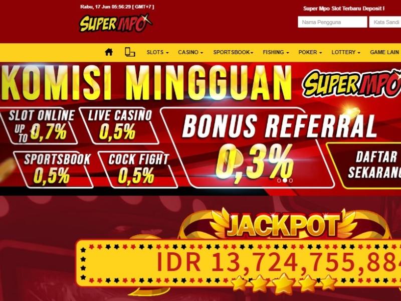 Super Mpo Slot