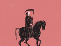 Pink reaper