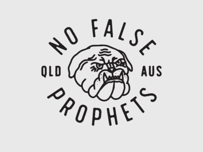No False Prophets