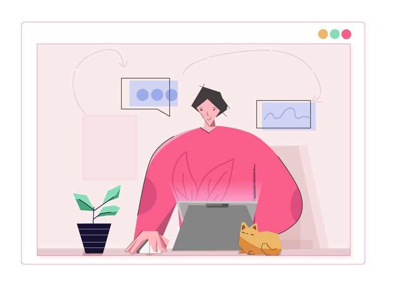 flat design ilustration material human body human resources human illustration art landingpage branding design onboarding artwork app design app flat ilustration flatdesign