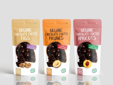 Organic Food Packaging #12 packaging design package design illustration typography vector logo design branding