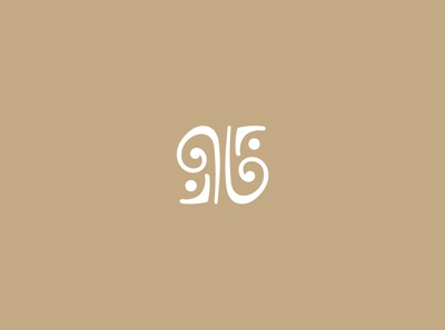 Unique H Logo typography vector logo design branding