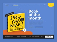 Booksy: Book of the month