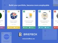 Briefbox product shot