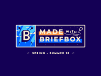 Made with Briefbox; Spring/Summer showcase