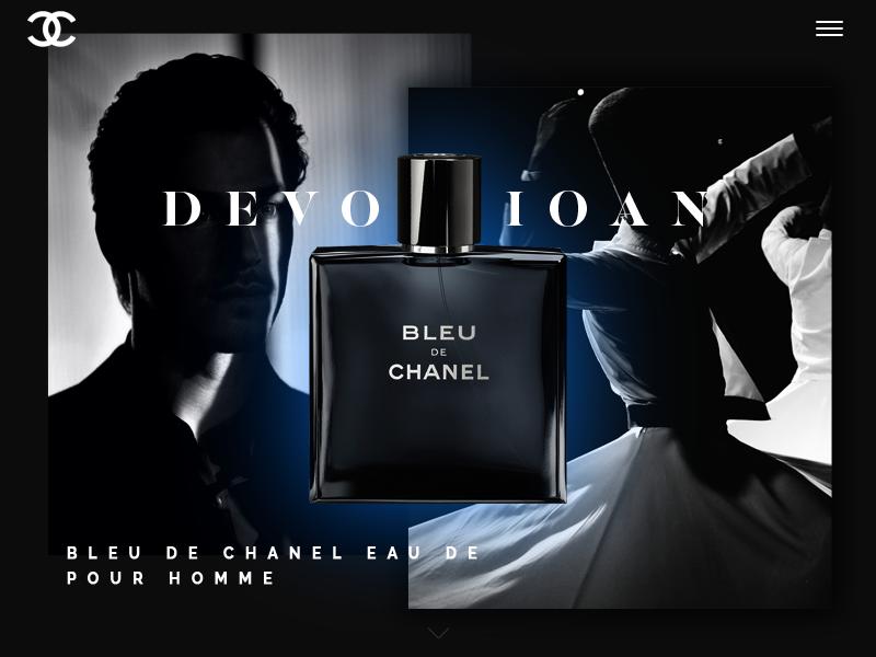 Happy Weekend Ui Bleu De Chanel By Hadi Altaf Dribbble Dribbble