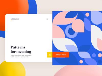 Patterns UI