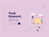 Remote Work / Digital nomads