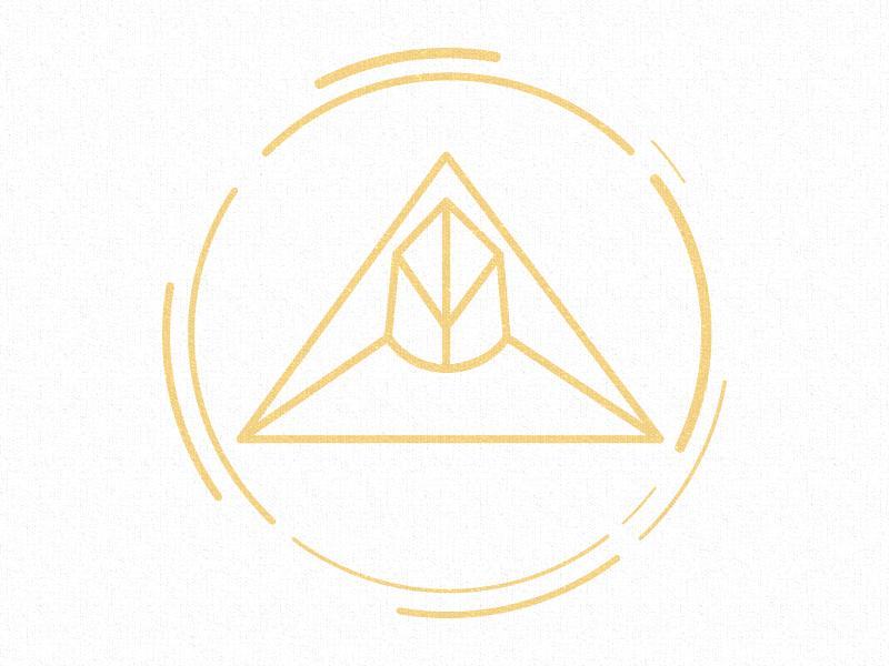 Tri-Circle logo logo-design illustrations design icons