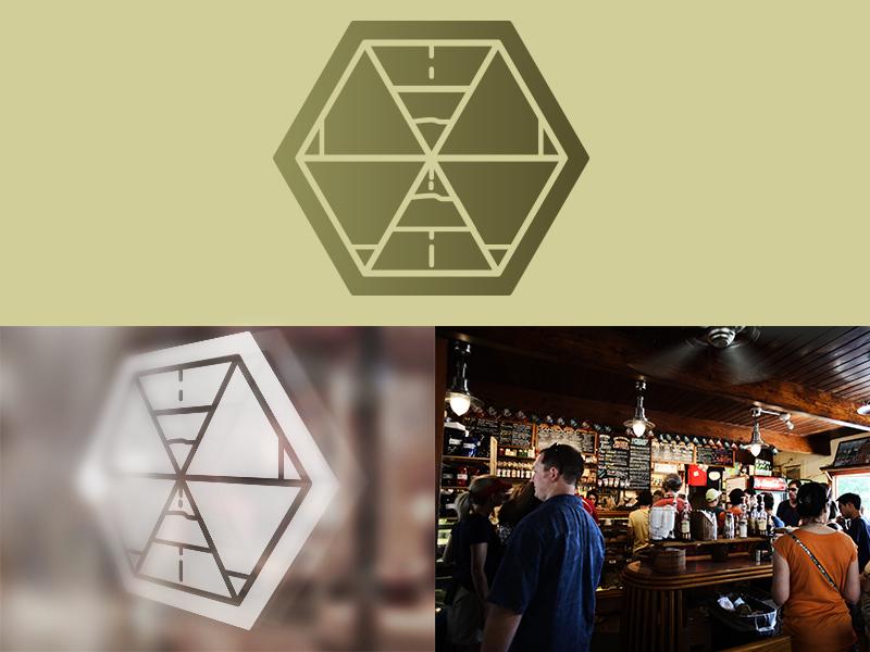 Eternity Coffee Finalized logo logo-design illustrations design mock-ups