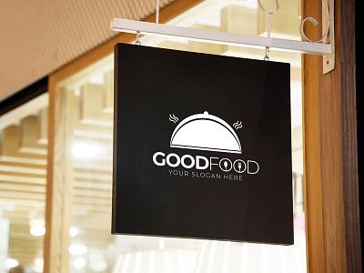 Restaurant Logo logo unique logo fashion brand mordern logo typography logo design business logo branding