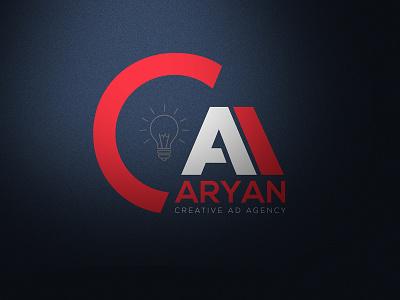 Agency Logo modern logo unique logo fashion brand logo design typography business logo branding